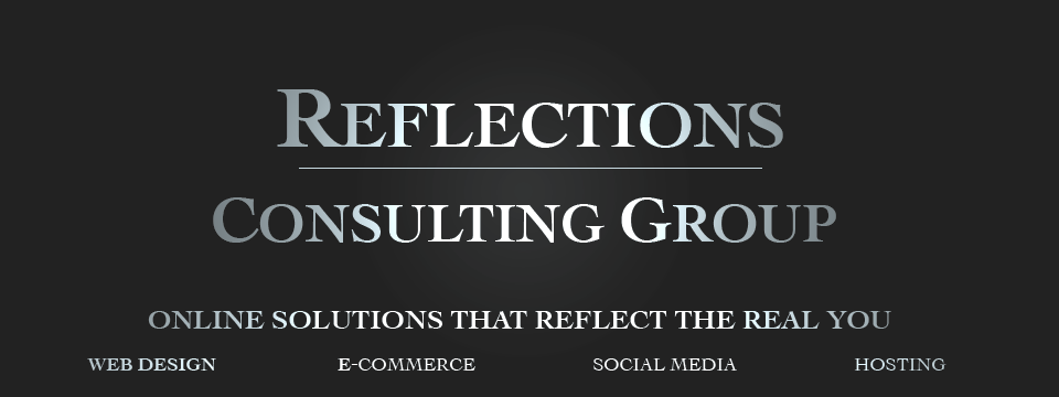 Refletions Consulting Group Banner